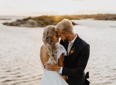 Våga göra er grej under er bröllopsdag!