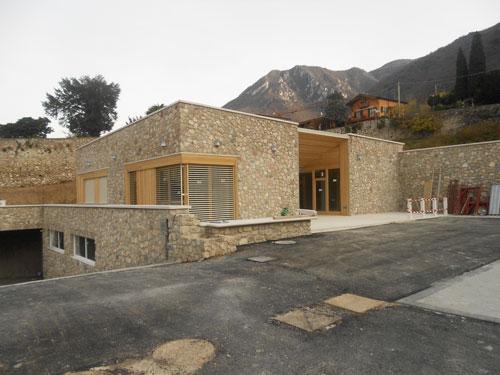 Realizzazione edificio