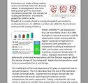Thermal Resistance and Sealing Applicati