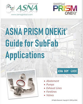 PRISM One Kit BKM Guide for Subfab Appli