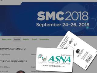 We are a proud sponsor of SEMI Strategic Materials Conference (SMC) 2018
