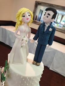 Sugar Bride & Groom
