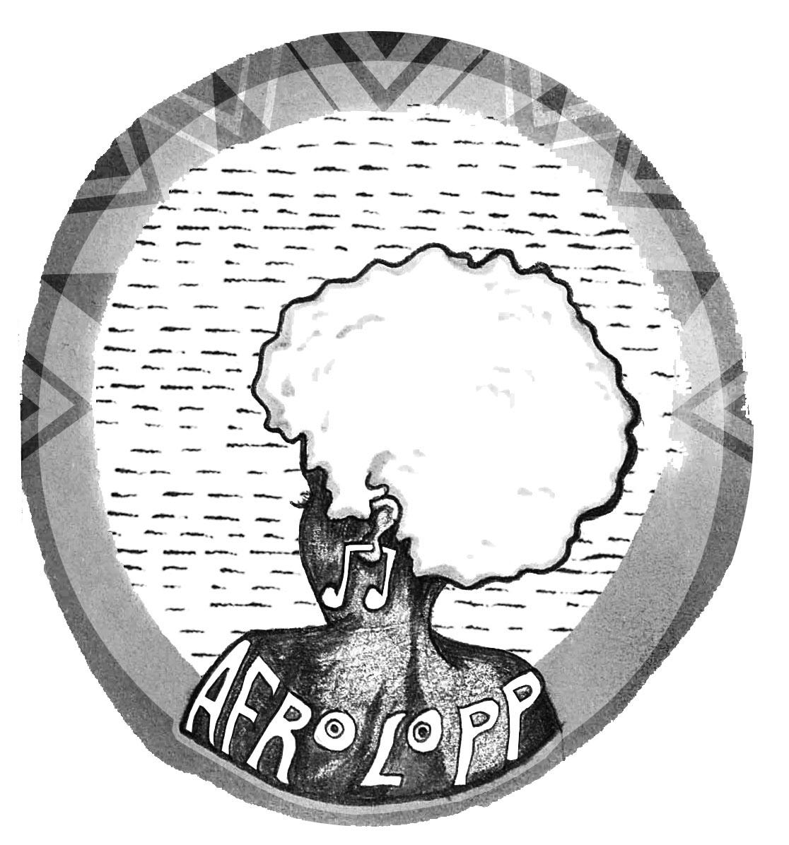 Logo, Afro loop