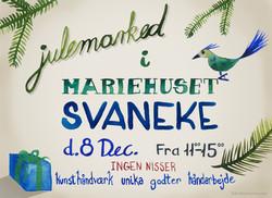 Julemarked i Mariehuset