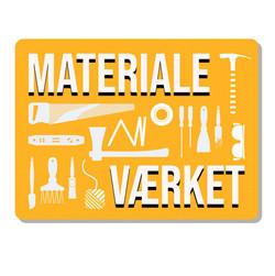 Materialeværket logo karry
