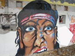 Graffitti, Arnold