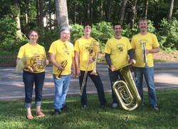 Summer Brass Institute 2015