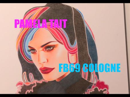 First FB69 Cologne Virtual ArtSpace - presenting Pamela Tait