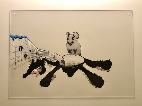 "Original Work ""Maus II."" by Katharina Gschwendtner"