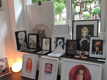 FB69 Galerie Köln #SummerArtSale noch bis zum 24. August