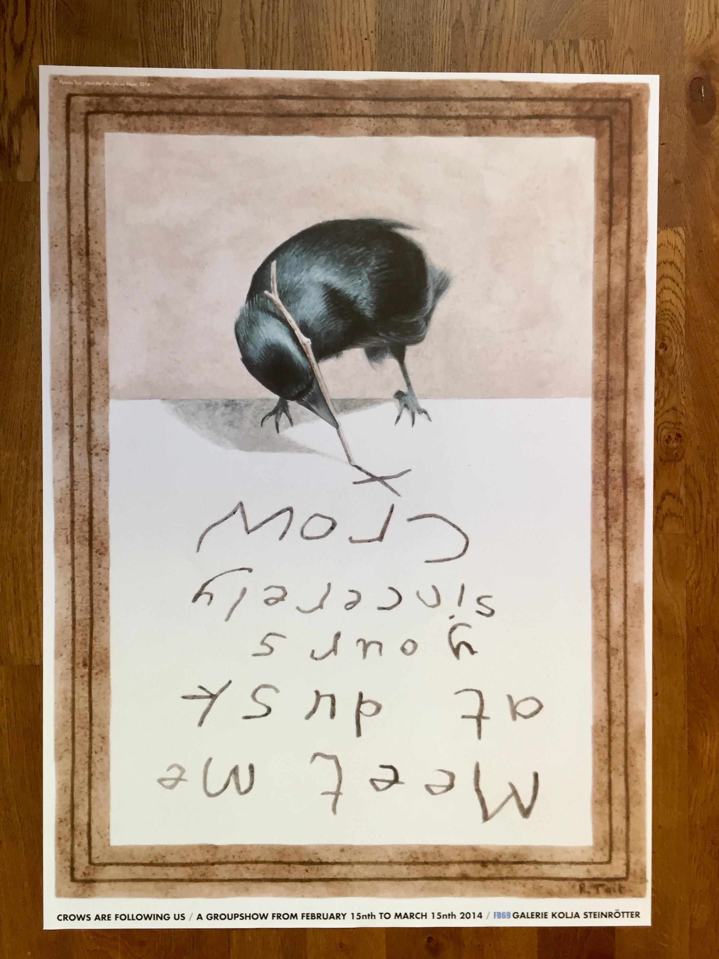 Fb69 Galerie Poster Meet Me Pamela Tait Fb69cologne
