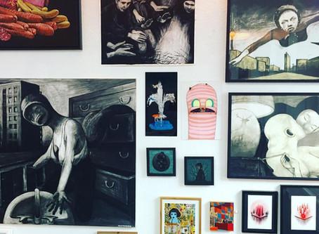 FB69 ★ Popsurrealismus ★ Gruppenausstellung verlängert !!