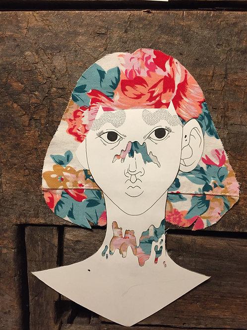 "Original Work ""GIRL5"" by Philipp Wiebesiek"