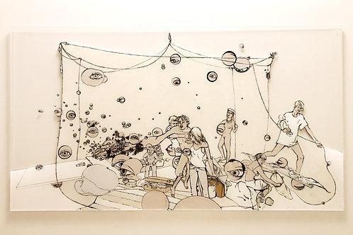 """Original Work """"Der Seher"""" by Katharina Gschwendtner"""