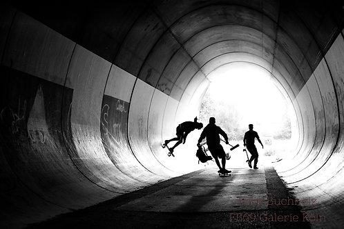 """lets play together"" Fotografie, Felix Buchholz - Schwarz Weiß"