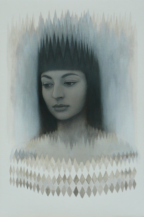 "Original Work ""Maid of Mountains"" by Erlend Tait"