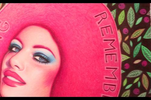 "Original Work ""Darling Remember"" by Pamela Tait"