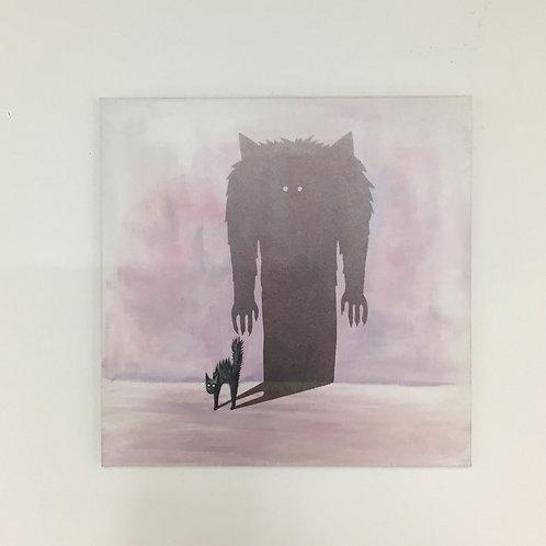 """monster"" by Sasha Kisselkova"