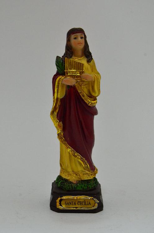 Santa Cecília - 15 cm - 20 cm