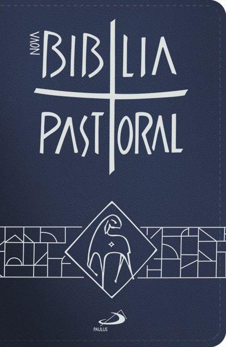 Bíblia edição Pastoral - Zíper