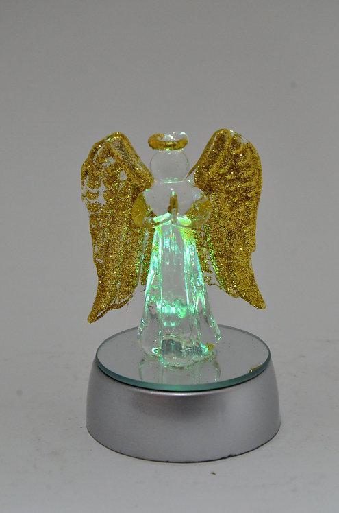 Anjo luminoso - base para mesa
