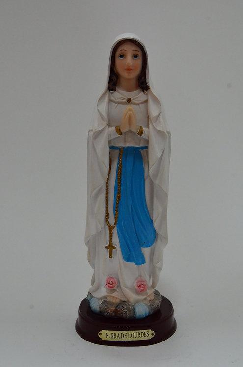 N. Sra de Lourdes - 20 cm - 8 cm