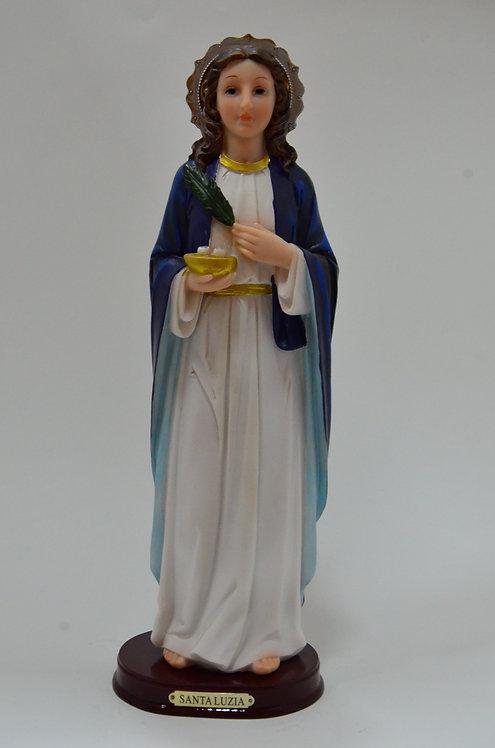 Santa Luzia - 30 cm - 20 cm - 15 cm - 8 cm