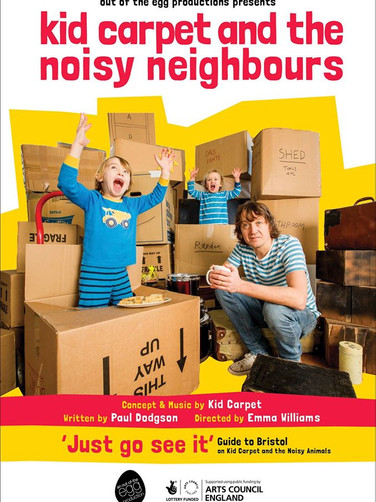 KID CARPET AND THE NOISY NEIGHBOURS