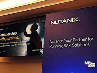 Nutanix, agora para SAP HANA