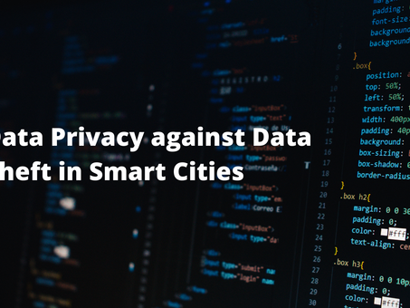 How Artificial Intelligence (AI) can help in protecting citizen's privacy and guarding against data?