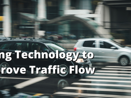 Smart Technology to improve traffic flow