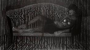 Modernist Universalism Revived: Linocut Portraits by Joanna Piech-Kalarus