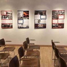 exhibition panels