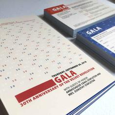 benefit events publications