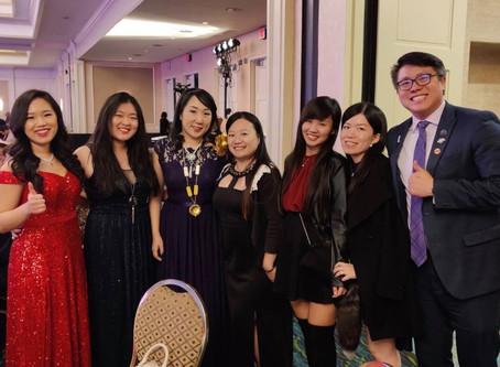02.29.20 GFCBW-SC - 6th Golden Crown Award & 29th Board Installation Gala
