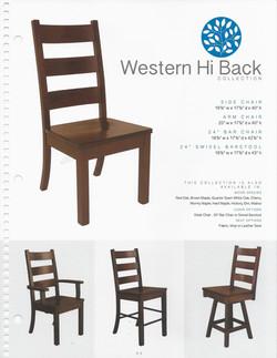 Western Hi Back