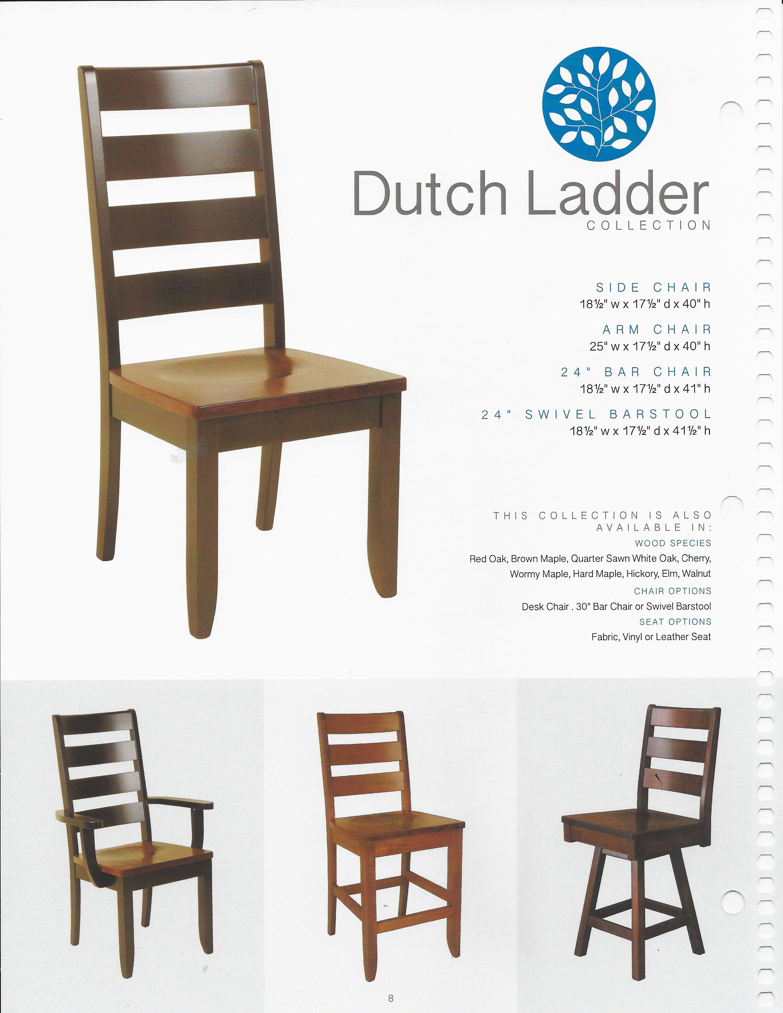 Dutch Ladder