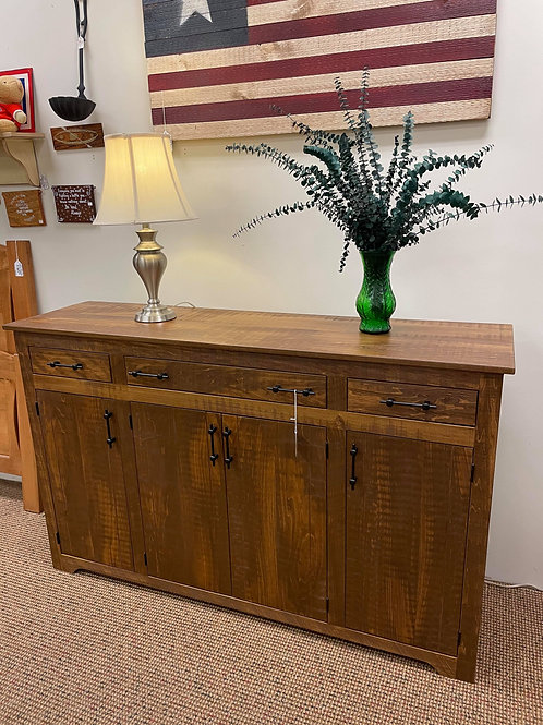 Rustic Poplar High Country Buffet (Seely)
