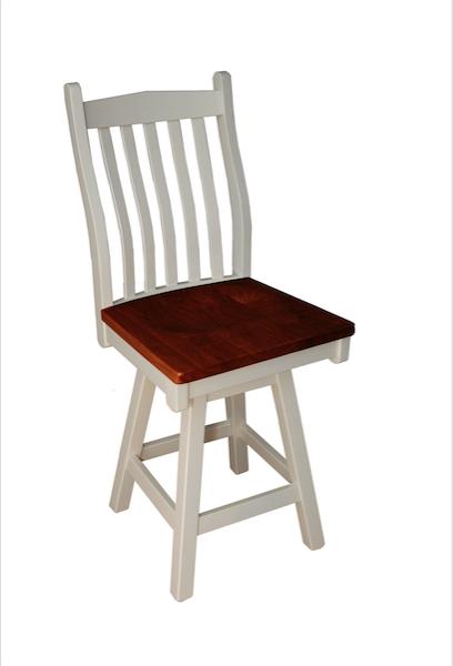 78 mission bar stool swivel