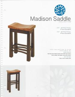 Madison Saddle