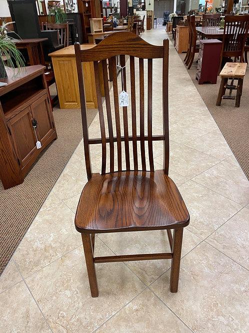 "Oak ""Nash"" Side Chair (Michael's)"