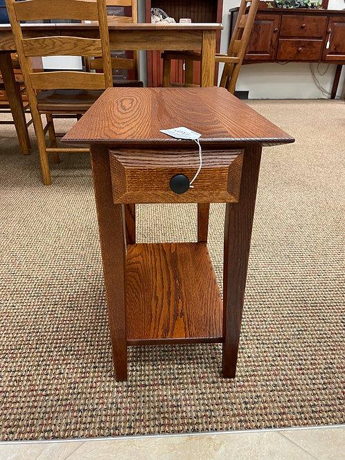 "Oak ""Simplicity"" Chair Side Table (Michael's)"