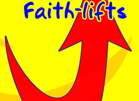 Fifty Fantastic Faith-Lifts - Simon Cooper