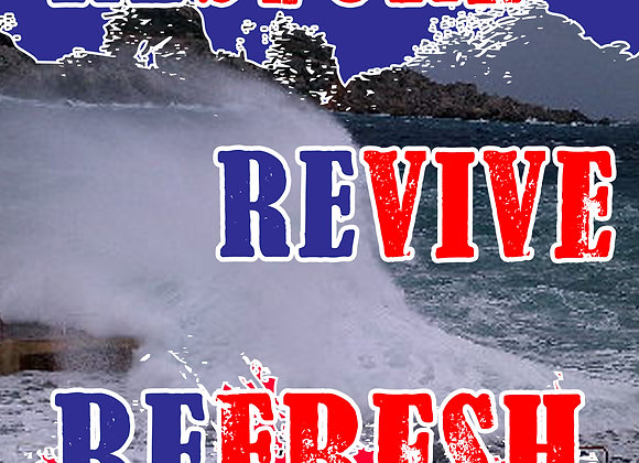Restore Revive Refresh - Simon Cooper