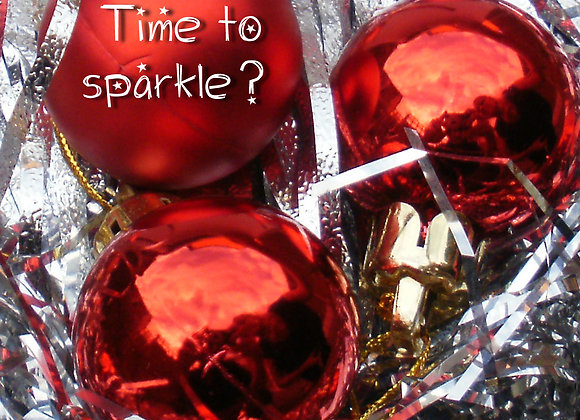 Time to Sparkle Tract