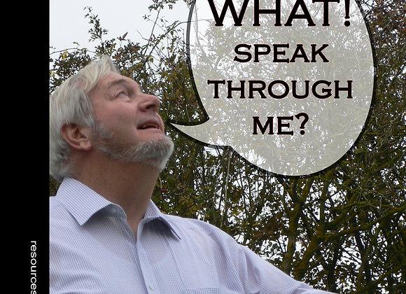 What! Speak Through Me?- Brian Johnson