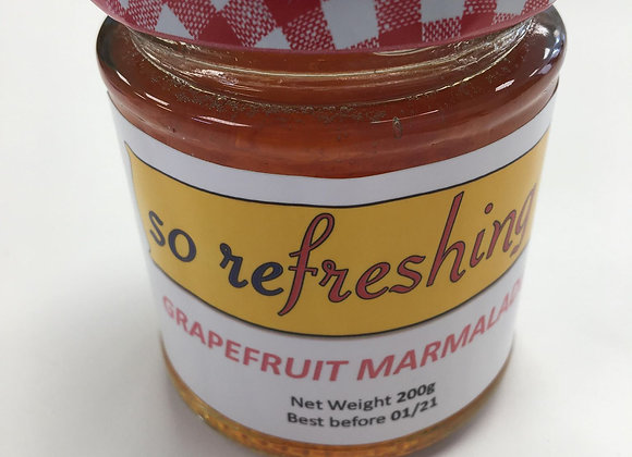 Grapefruit Marmalade (8oz)