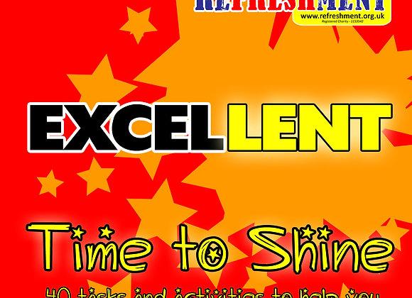 ExcelLent (2015) - by Rachel Cobb & Simon N Cooper
