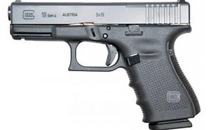 אקדח גלוק 19 דור 4