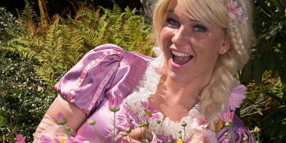 Princess Portrait Sessions -RJ  Stokley Photography and Invite An Enchanted Princess & Friends